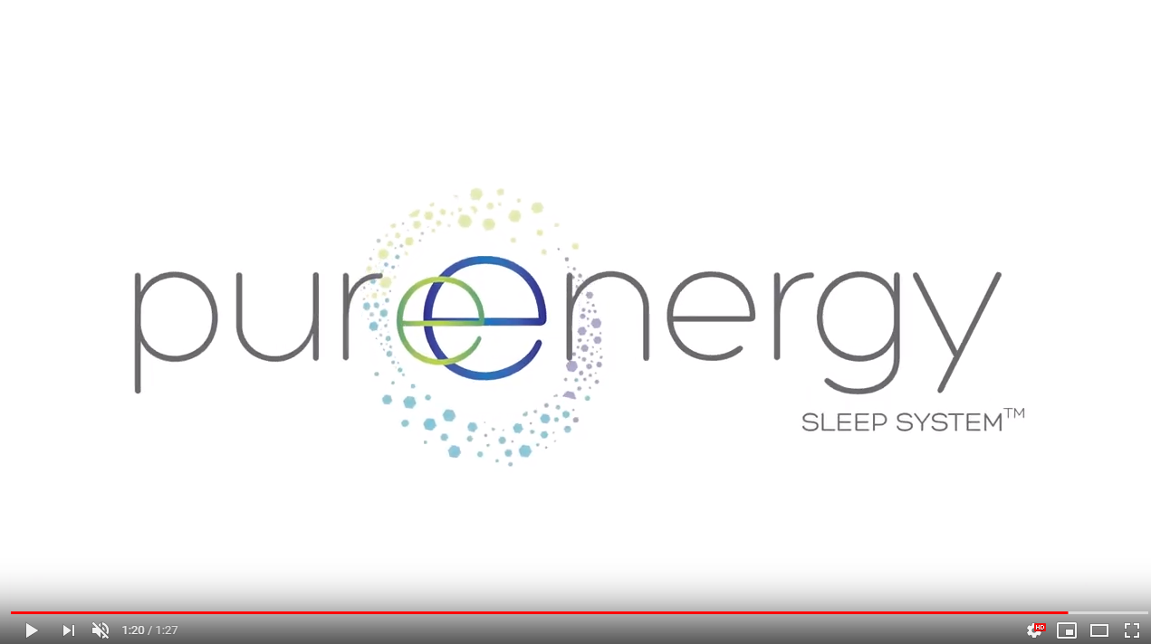 Pure Energy Sleep Systems - Cellitex Recovery Latex brochure